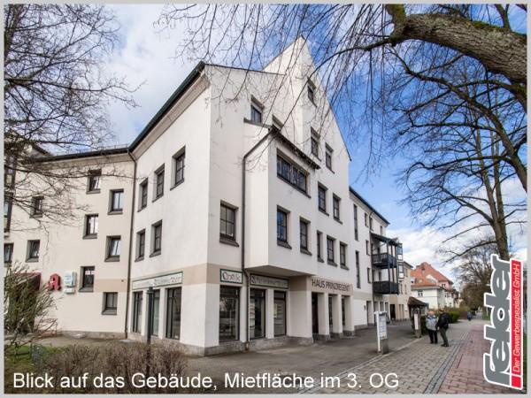 Büro-/Praxisfläche an attraktiver Einfallstraße