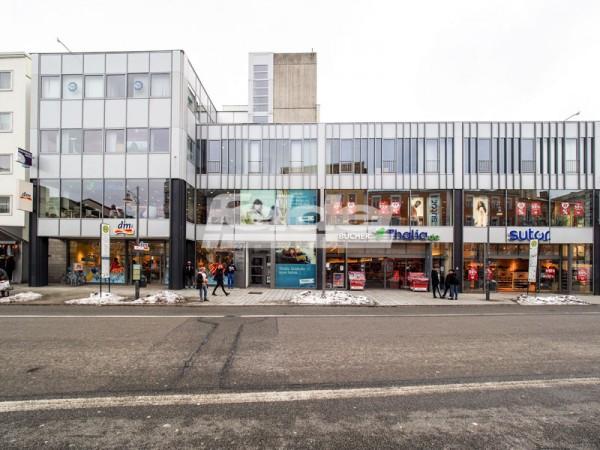 Großes, helles Büro in Rosenheims Innenstadt