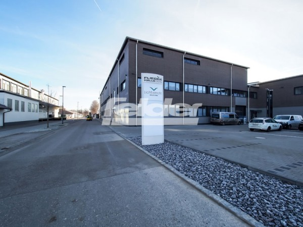 132 m² Büro-/Praxisfläche in top sanierter Industriehalle