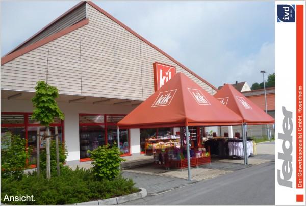 Einzelhandelsfläche im Fachmarktzentrum