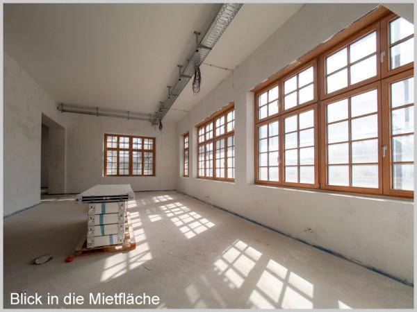 Büro oder Praxis im Industriedenkmal Papierfabrik