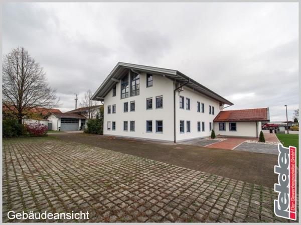 Attraktive Büro-/Praxisflächen im Chiemgau