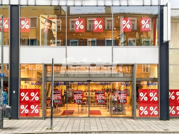 Großes Ladengeschäft in bester Einkaufslage