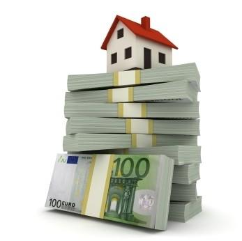 Geld-mit-Haus