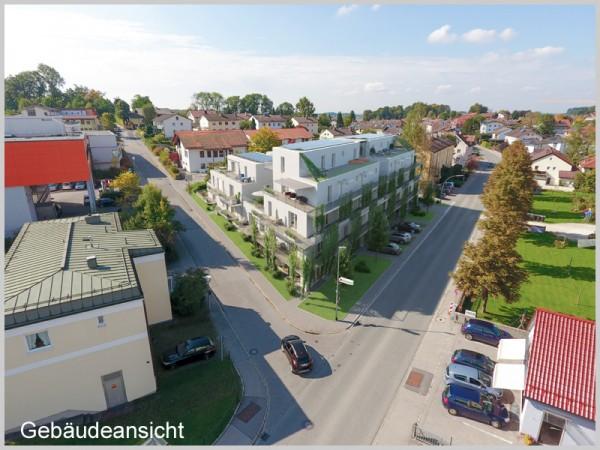 Zur Miete: Ca. 406,70 m² Gewerbefläche im EG der Stadt Terrassen Traunstein