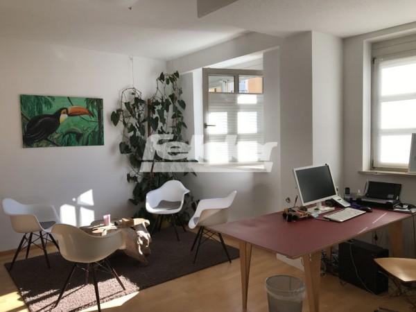 Gut geschnittenes Büro in zentraler Innenstadtlage