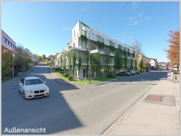 Zur Miete: Ca. 252 m² Gewerbefläche in den Stadt Terrassen Traunstein