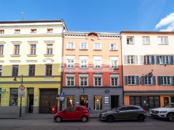 Büro-/Praxisfläche in historischem Stadthaus