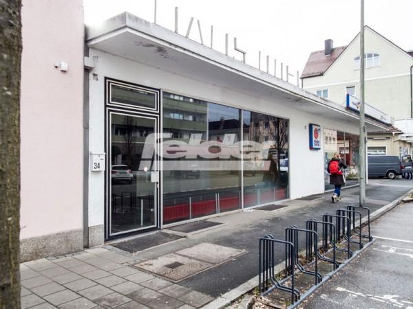 Preiswertes Ladenlokal an Ein- und Ausfallstraße