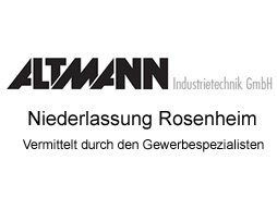 Referenz-Altmann-Industriet