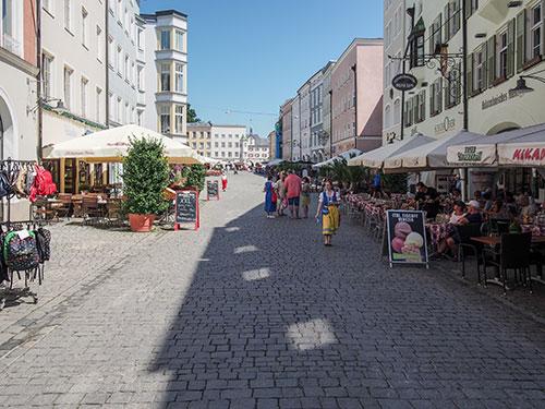 Einzelhandelsflächen in Rosenheim