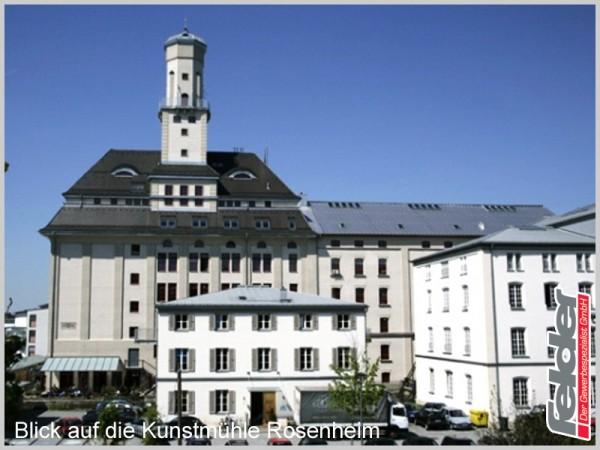 Herrausragender Standort Kunstmühle - Büro/Praxisfläche