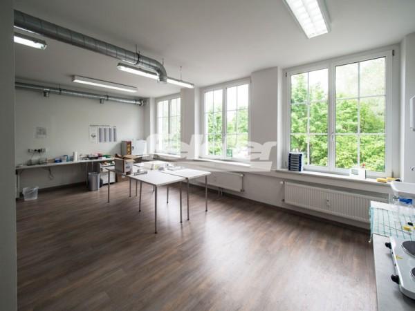 Büro oder Entwicklungslabor im Aicherpark