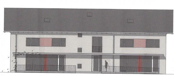 Moderner Neubau in Großkarolinenfeld