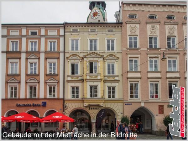 Bürofläche in historischem, denkmalgeschützten Stadthaus