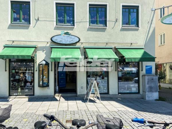 Attraktives Ladenlokal in bekanntem Geschäftshaus am Ludwigsplatz, Rosenheim