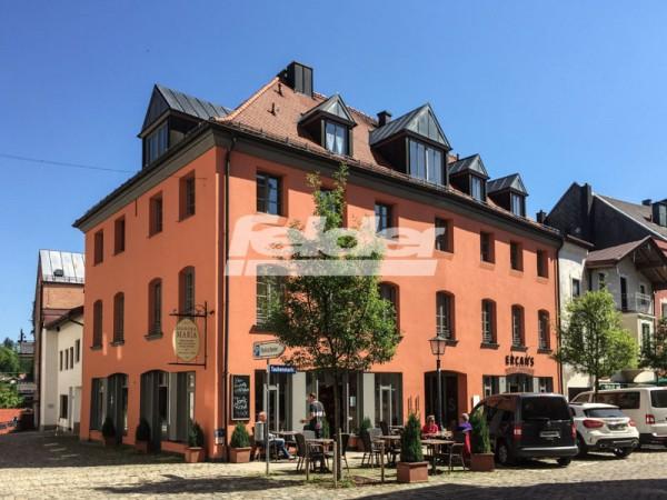 Büroetage in der Traunsteiner Altstadt