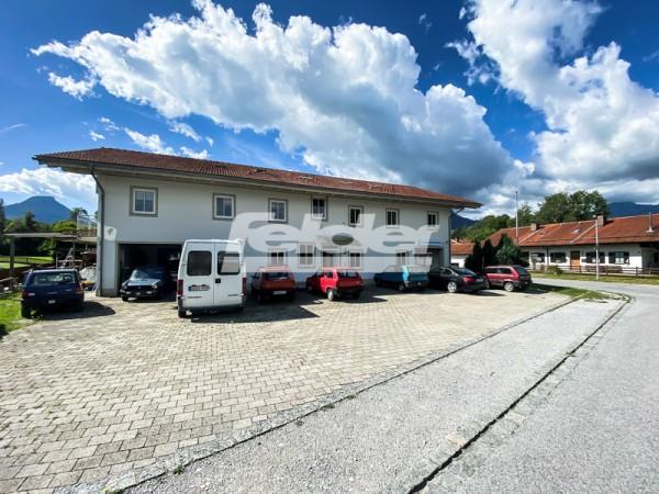 Büro-, Werkstatt- und Wohnimmobilie