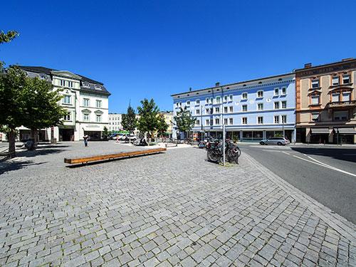 Die Lage für Immobilien und Gewerbeimmobilien in Rosenheim und Umgebung