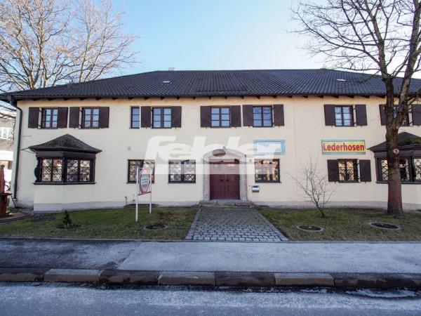 Historisches Ambiente, viele Einzelbüros