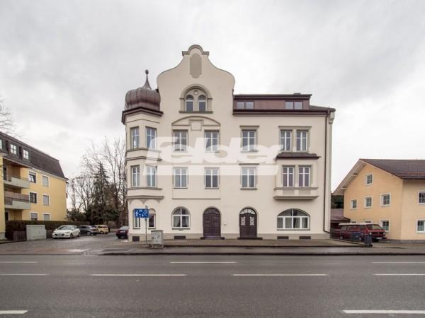 Attraktive Gewerberäume in historischem Vorstadthaus