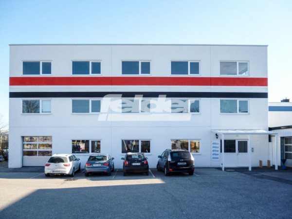 Bürohaus und Lager-/Fertigungsfläche mit vielseitigen Nutzungsmöglichkeiten